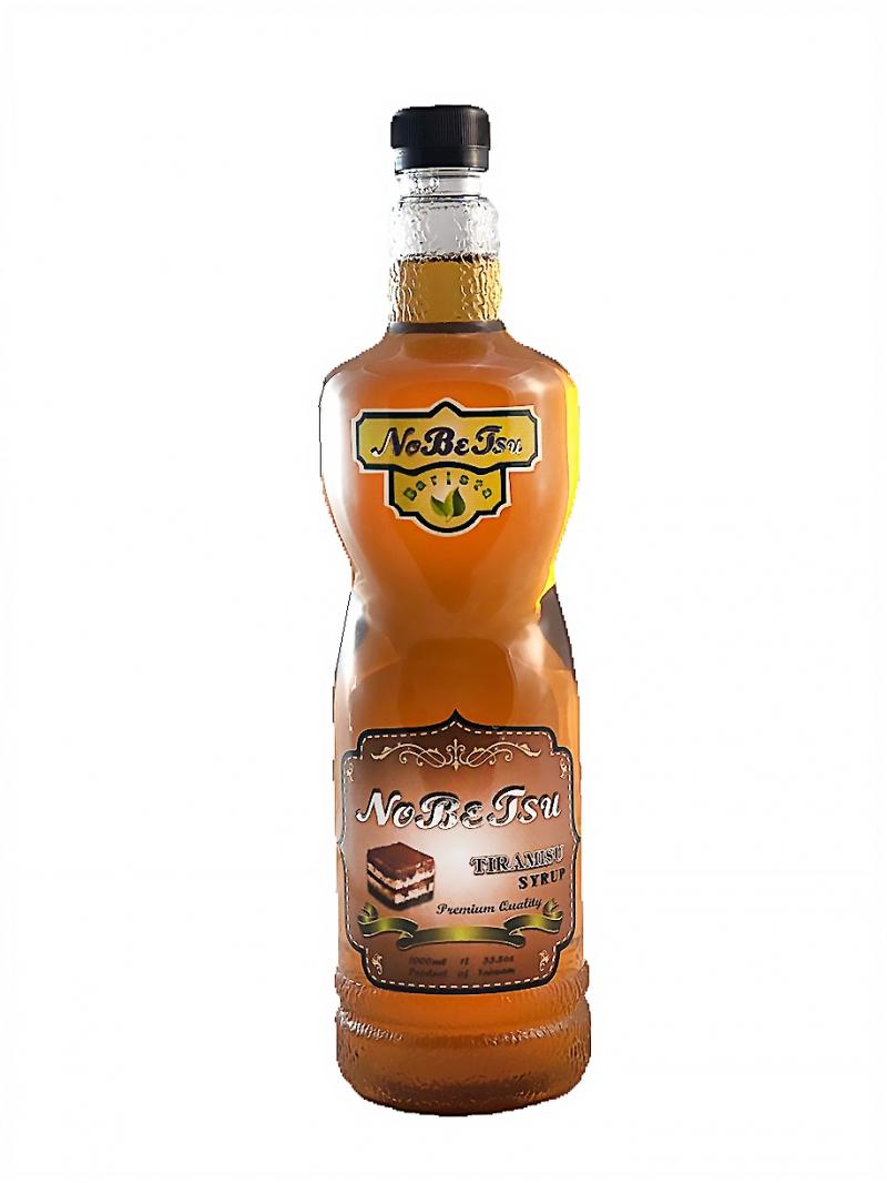 Nobetsu Tiramisu Flavor Syrup