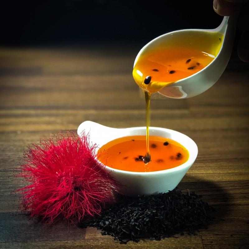 小福燒百香果糖漿