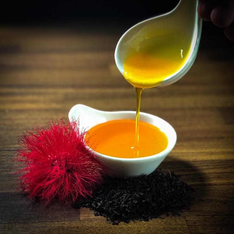 小福燒纖維柳橙糖漿