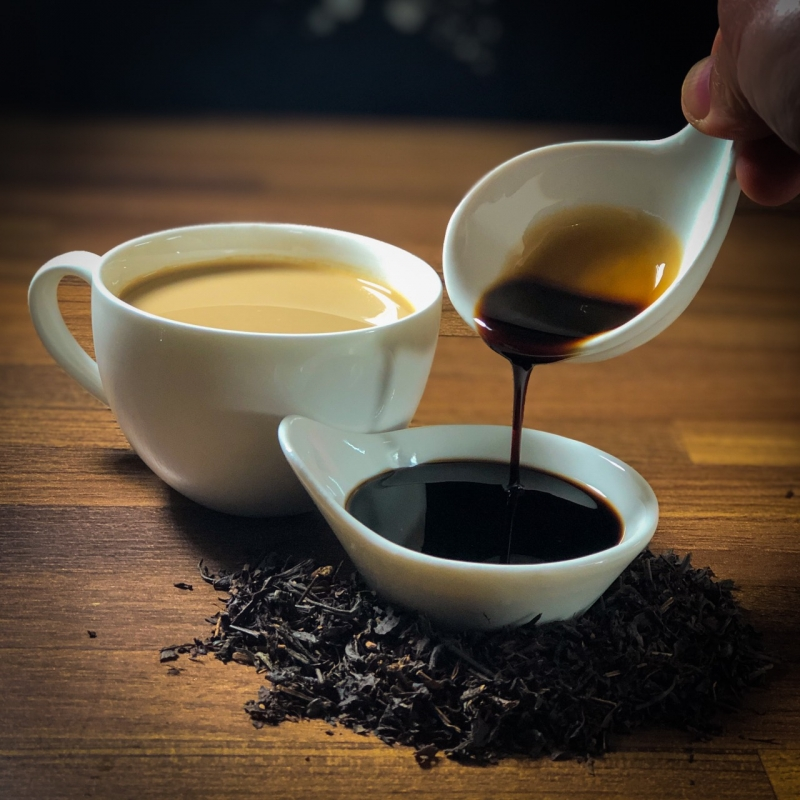 小福燒傳統掛壁黑糖漿