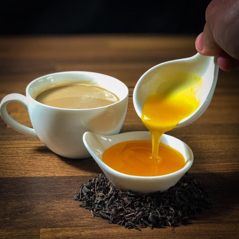 小福燒鳳梨泥糖漿